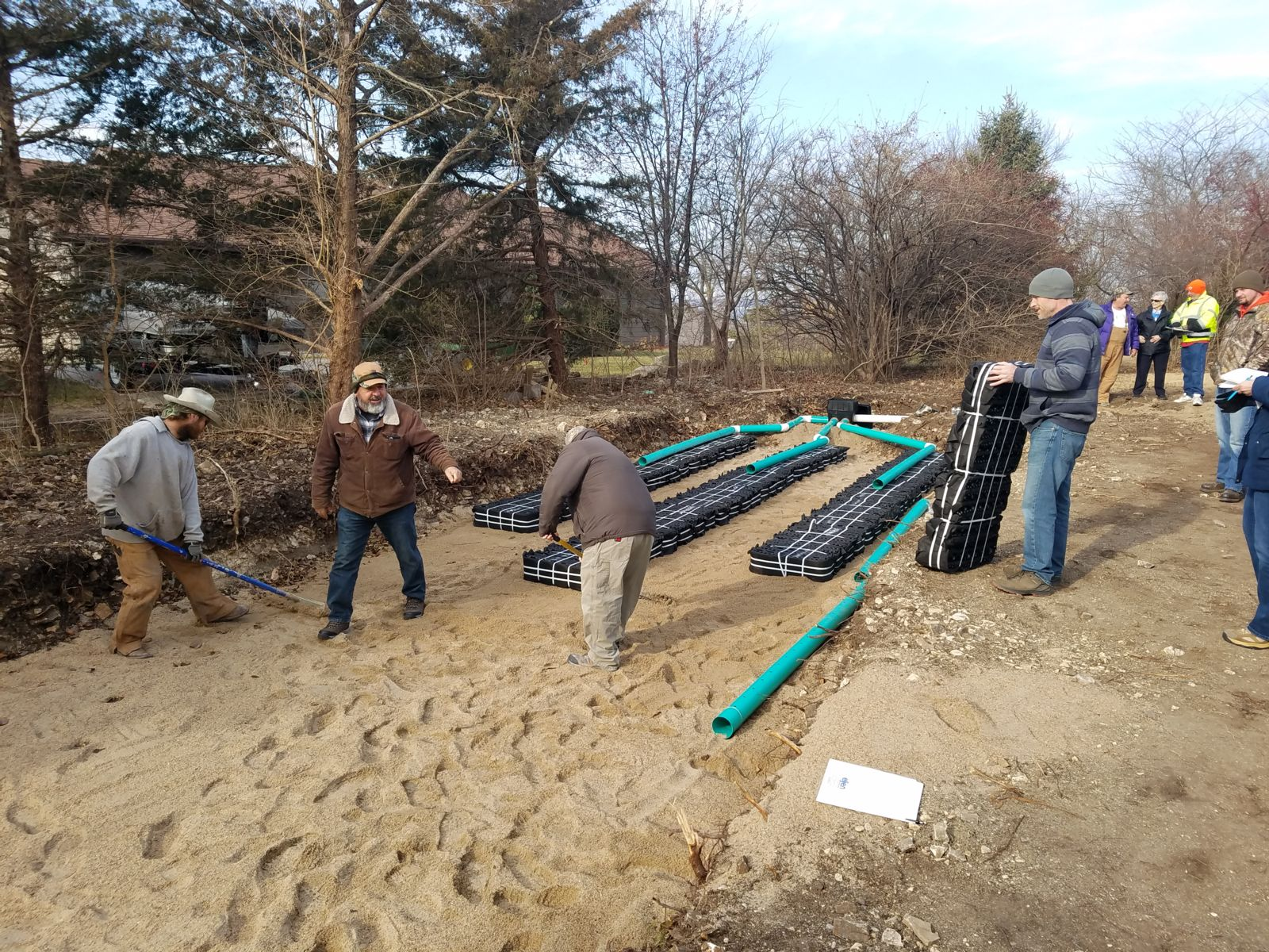onsite training septic Riley County Kansas